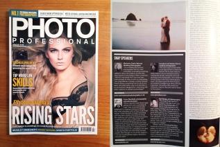 Appearance in Photo ProfessionalMagazine