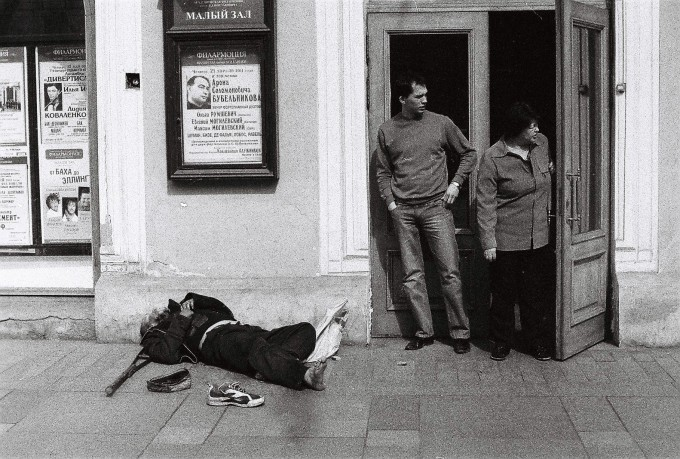 Street photography stories: Russia, Poland and Eastern Europe with RichardMorgan